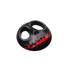Car styling 3D Metal Cool Halloween Pumpkin metal JACK Skull Motorcycle Accessories For Benz BMW VW Toyota Ford car-styling
