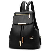 Genuine Leather Women Bags Feminine Backpacks Sac A Dos Fashion Luxury Mochila Shoulder Casual Small Mini 2017 New Backpacks