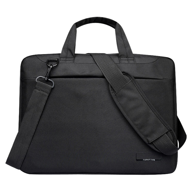 Laptop bag case Nylon airbag shoulder handbag computer bags Waterproof Messenger Women men Notebook bag with Airbag