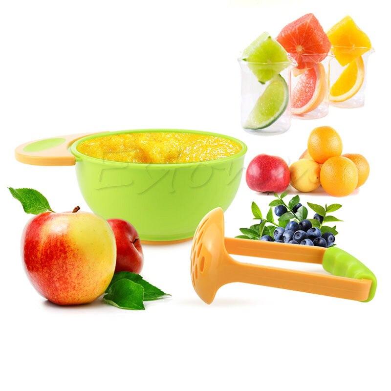 Для маленьких детей узнать Миски Детские размольного ручной шлифовки Еда дополнение Дети младенческой Еда mill-p101