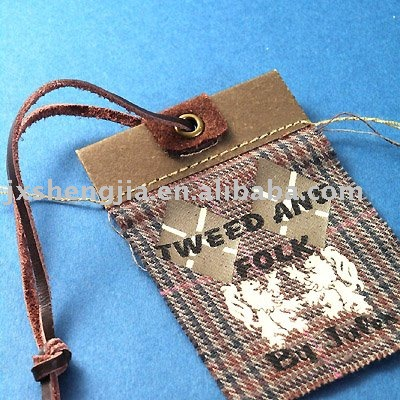 Aliexpress.com : Buy special fabric hang tag from Reliable tag ...