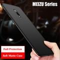 Clear Cover for Meizu M6S M6 M6T M5 M3 Note 8 M3S Mini M5S MX6 Pro 7 6 15 16th 16X 16 Plus Lite 5 V8 Pro X8 M5C U10 Phone Case