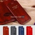 Люкс Ретро Винтаж Флип Кожаный Case для iphone 7 6 6 s Плюс 4 4S 5 5S SE Cover Case для iphone 7 6 s 6 Plus Capa Fundas Coque