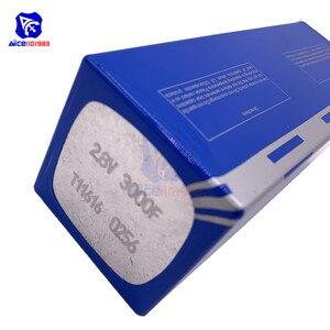 Image 2 - Супер фарадный конденсатор 2,8 В 3000F 161*56*56 мм низкочастотный ESR супер конденсатор 2.8V3000F для автомобильного транспортного средства