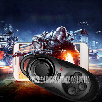Controller Bluetooth Gamepad Android  Remote Shutter Mini Wireless Bluetooth Controller rechargeable lithium battery 3.7V 180mA
