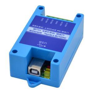 Image 2 - Usb to 485 변환기 산업용 등급 2 rs485 to usb 모듈 번개 보호 호환 win7/8/10