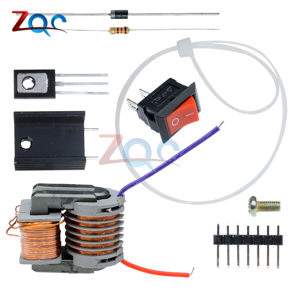 Detail Feedback Questions About Dc High Voltage Generator Inverter 20kv Flyback Power Supply Circuit Electric Ignitor 15kv 18650 Battery Diy Kit On Alibaba Group