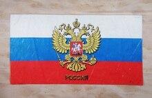 Free shipping RUSSIA national team Beach towel pareo sun cape crossfit towel Microfiber towel football towel