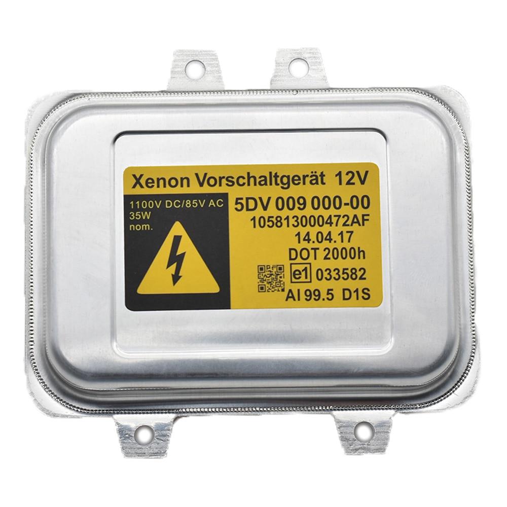 NEW 5DV009000-00 5DV00900000 12767670 For BMW Audi Mercedes Xenon BALLAST Control Unit OEM D1S D1R