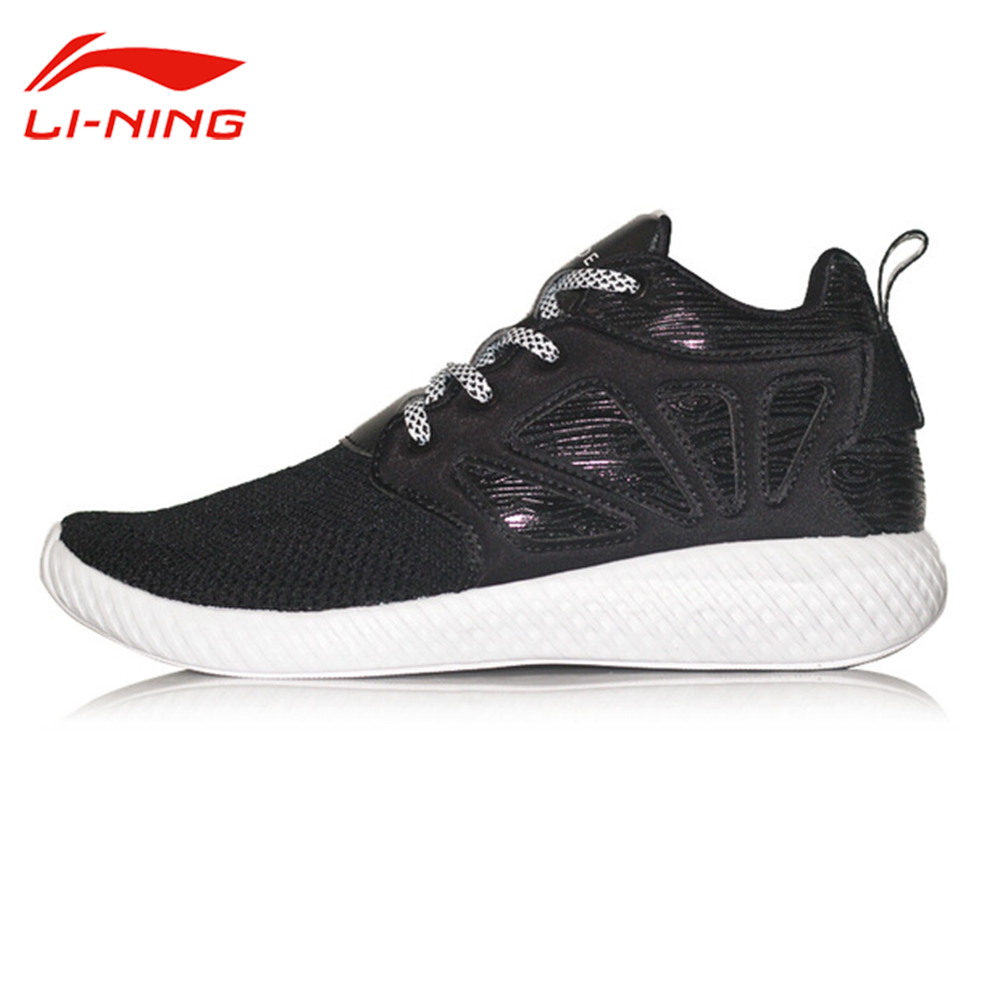 Li-Ning Men's Wade DOPE CLOUD Basketball Shoes LiNing Mono Yarn Wearable Breathable Sneakers Li Ning Sports Shoes ABCM039 li ning women gel knit classic walking shoes wearable anti slippery sneakers mono yarn lining sports shoes agln044