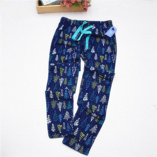Women 's sleep pants autumn Cotton Woven trousers Sleep pants Women Sleep Bottoms