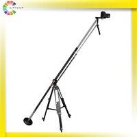 195cm Professional extendable photographic portable Aluminum camera crane Jib for Pro DSLR