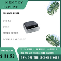 Lexar Professional USB 3.0 Dual Slot SD Card CF Card Reader Ugreen Laptop Accessories Fan Speed Controller Bilgisayar Sega cd