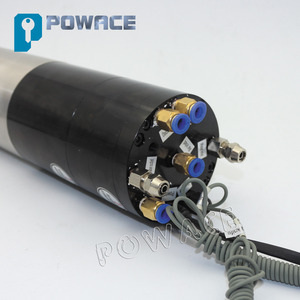 Image 3 - 1.8KW ATC SPINDLE MOTOR ISO20 PERMANENT POWER ELECTRIC SPINDLE FOR CNC MACHINE