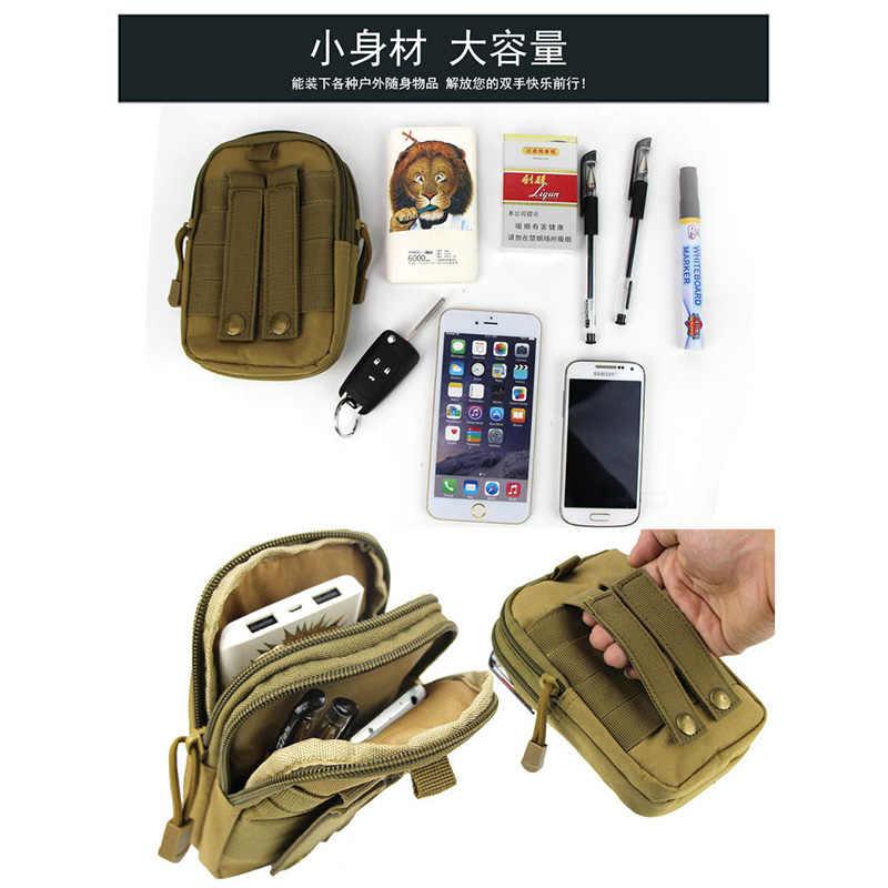 Мужская поясная сумка-бум, водонепроницаемая военная поясная сумка, поясная сумка, Molle Oxford, кошелек для мобильного телефона, дорожная большая сумка
