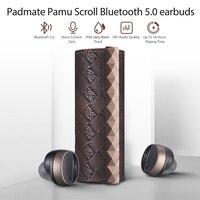 Padmate PaMu Scroll True Wireless Earbuds Bluetooth 5.0 TWS Earphone In Ear Hifi Earphones Waterproof Headset fone de ouvido