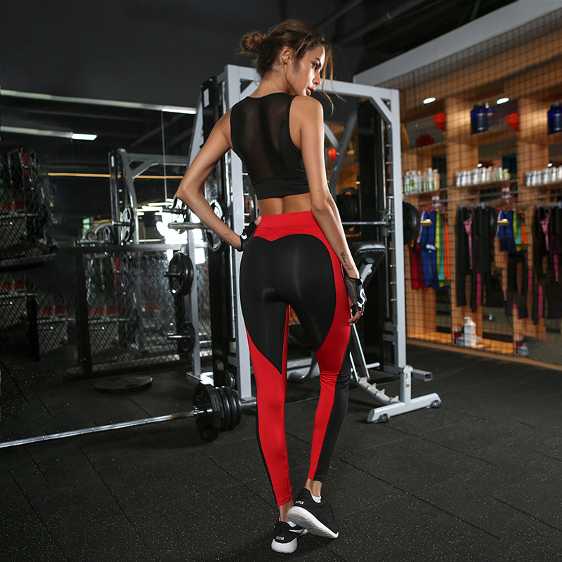 3 colors red pink white ass heart shape plus size brazilian style yoga pants sports wear activewear gear outfits fitness yoga leggings workout pants (9)