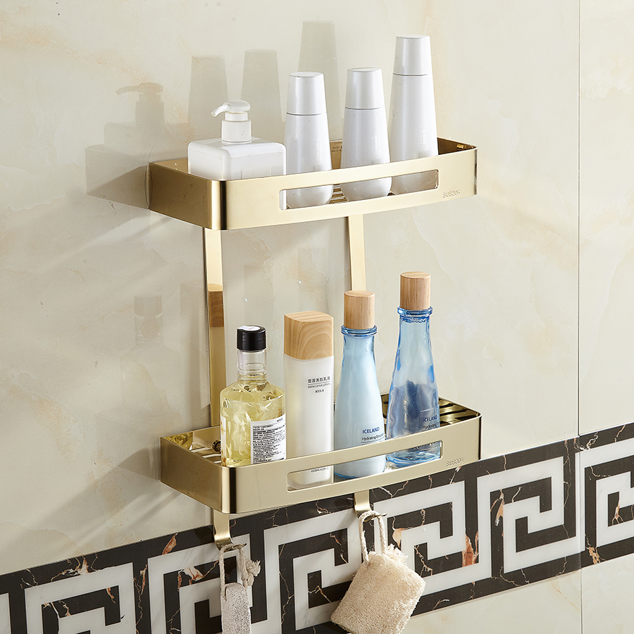 Medium Of Modern Bathroom Shelving