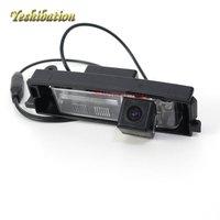 Achteruitrijcamera Voor Toyota RAV4 RAV-4 RAV 4 2006 ~ 2012 Auto Achteruitrijcamera Reverse Backup Camera Voor Parking HD Nachtzicht