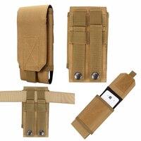 Outdoor Sport Holster Hook Loop Belt Pouch Phone Case Cover Bag For Lenovo A916 ZUK Z1