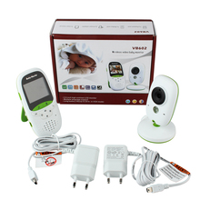Babykam babyphone video vigilabebes 2.0inch IR Night Vision Temperature Monitor Lullabies Intercom baby phone vigila bebes nanny