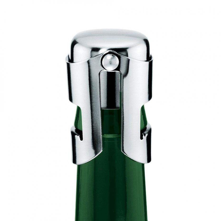 New Stainless Steel Champagne Sparkling Wine Bottle Stopper Sealer Bar Supplies Wine Plug Bar Accessories Wine Stoppers    - AliExpress