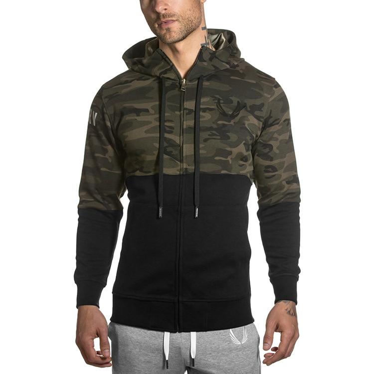 2016 Fashion Winter Camouflage Sweatshirt Hooded ...