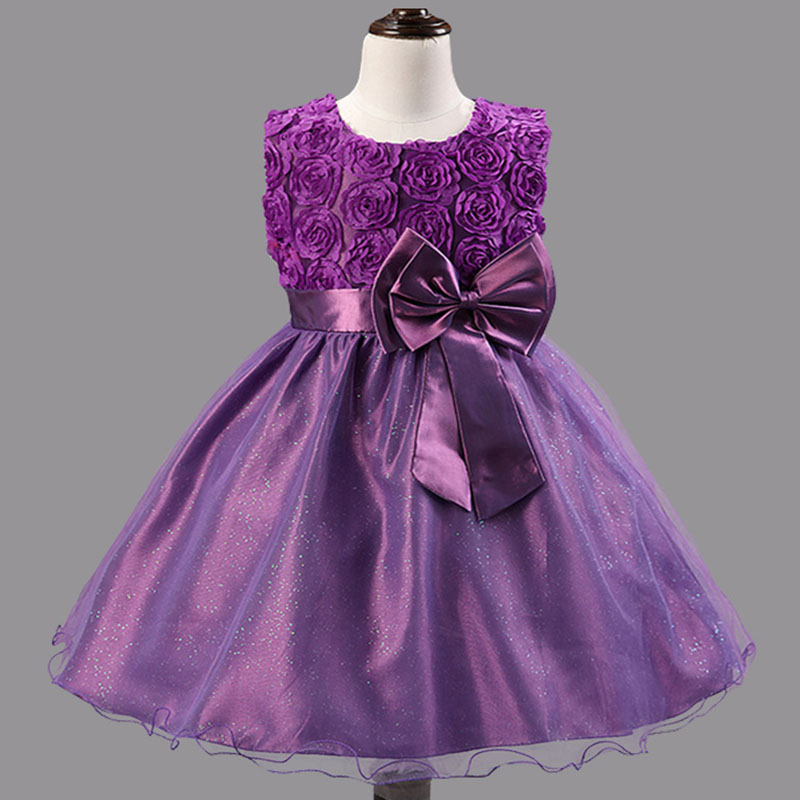 Подробнее о Lovely Flower Girl Dress Tutu Style Princess Kids Dresses Clothing 8 Colors Kids Party Dress for 1-9 Years Old Baby1 girl dress gold sequined baby girls princess for kids dresses pageant party tutu dress kids clothes costume 2 9 years old 1