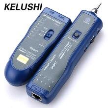 KELUSHI Free Shipping ! 1PCS 3KM SL601 RJ45 RJ11 Network Tes