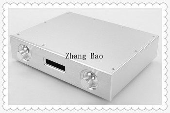 WA63 Full Aluminum Preamplifier Enclosure/ Tube AMP Case / Amplifier Chassis DIY BOX 328*70*250mm
