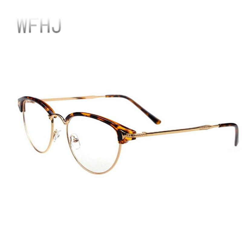 New Reading Glasses Frames Alloy Spindly Legs European