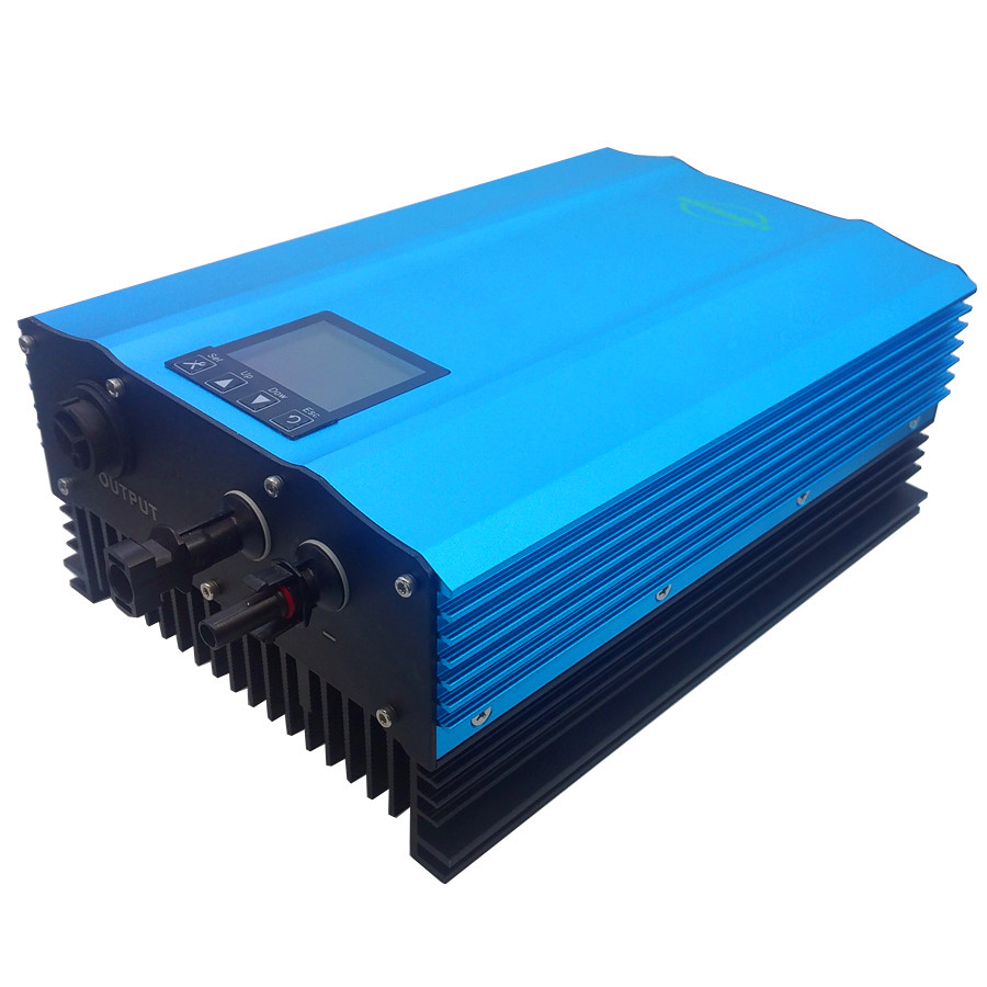 1000W grid tie inverter PV 85V-130V DC to AC180V-260V High frequency isolation Safety High efficiency home System Pure Sine Wave solar power on grid tie mini 300w inverter with mppt funciton dc 10 8 30v input to ac output no extra shipping fee