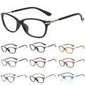 2016 Gafas de Diseño de Moda Marco de La Vendimia Gafas de Ordenador Óptico de Lectura Lente Transparente Gafas Armacao gafas De Grau