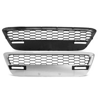 Front Bumper Radiator Centre Grille Panel Trim Fit For Ford Mondeo Mk4 07 10