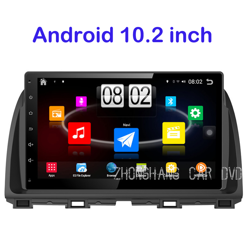quad core 1024x600 android autoradio gps for mazda cx 5 2013 2014 stereo dvd player with. Black Bedroom Furniture Sets. Home Design Ideas