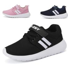 цены SKEHK 2019 Autumn Children Shoes For Boys Girls Air Cushion Shoes Comfortable Kids Fashion Sneakers Child Sports Shoes Pink