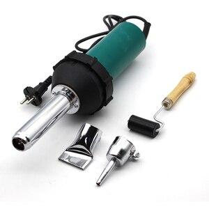 Image 1 - Тепловая пушка, промышленный электрический фен для горячего воздуха, фен для пайки, воздуходувка для бампера, PP, ПВХ, термоусадочная пленка, пластиковый фонарь, инструмент