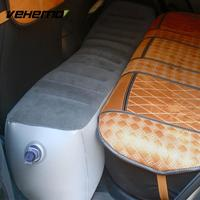 Vehemo Gap Pad Car Back Seat Air Mattress Inflation Bed Travel Air Bed Inflatable Vehicle Durable