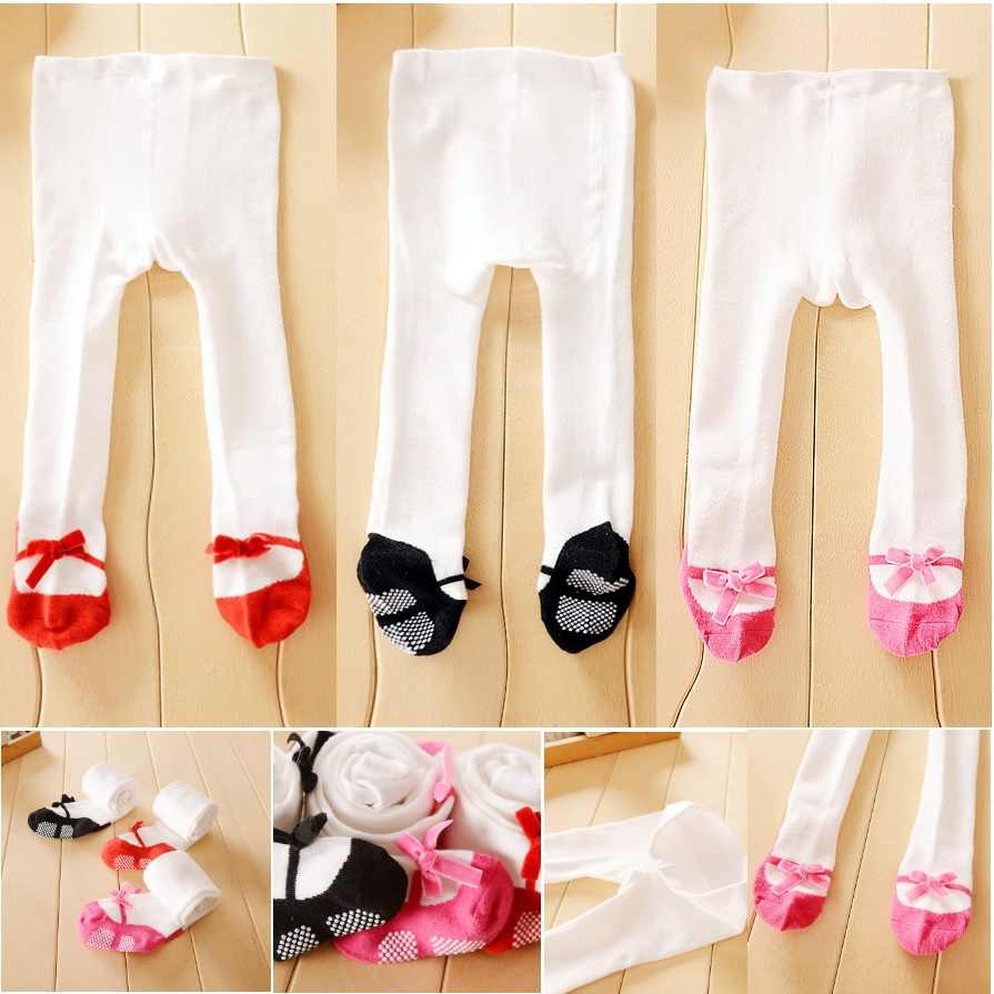 d4017ba511b Cotton Baby Girls Pantyhose Girl Tights Children Pants Bebe Leg Warmers  Newborn hose Kids Stockings thermal