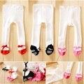 Meia-calça Menina Meias de algodão Do Bebê Meninas Crianças Calças Bebe Recém-nascidos Polainas mangueira Crianças Meias Meias térmicas para Meninas