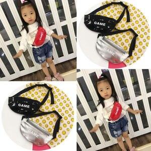 Image 2 - 2021 Fashion New Toddler Baby Girls Kids Waist Bag Pack Outdoor Sports Pouch Belt Hip Chest Crossbody Travel Purse