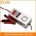12 V 3A Cargador de Batería de Plomo Ácido Cargador de Batería Del Vehículo Con Pulso Inverso Desulfatación 18Ah-36Ah Mantenimiento