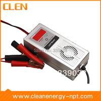 12V 3A Standard Vehicle Battery Charger With Reverse Pulse Tech To Maintain Batteries