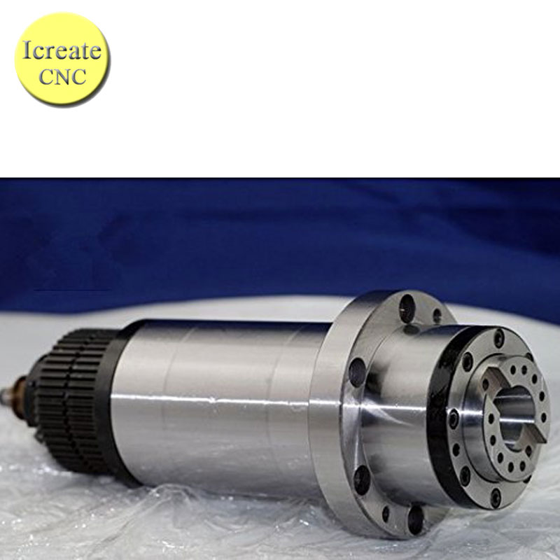 Free ship ATC spindle BT30 spindle cnc router spindle motor bt30 electric spindle with synchronous belt