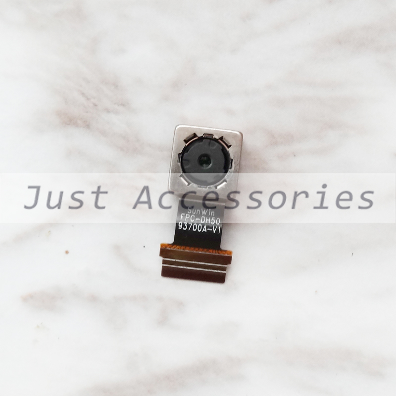 Used Rear Back Big Photo Camera Modules Flex Cable Parts Repair replacement accessories for Wiko Robby(China)