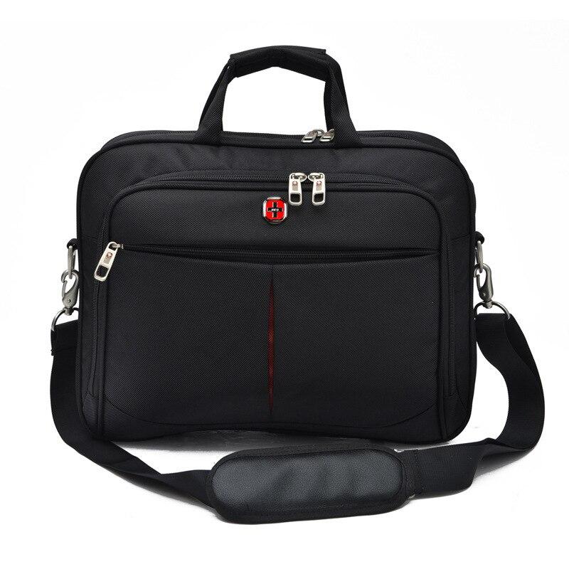 15.6 -17.3 inch swiss Waterproof Laptop BagWomen Men