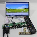 TV/PC/HDMI/CVBS/RF/USB LCD control board 8.9inch HSD089IFW1 1024  600 lcd panel