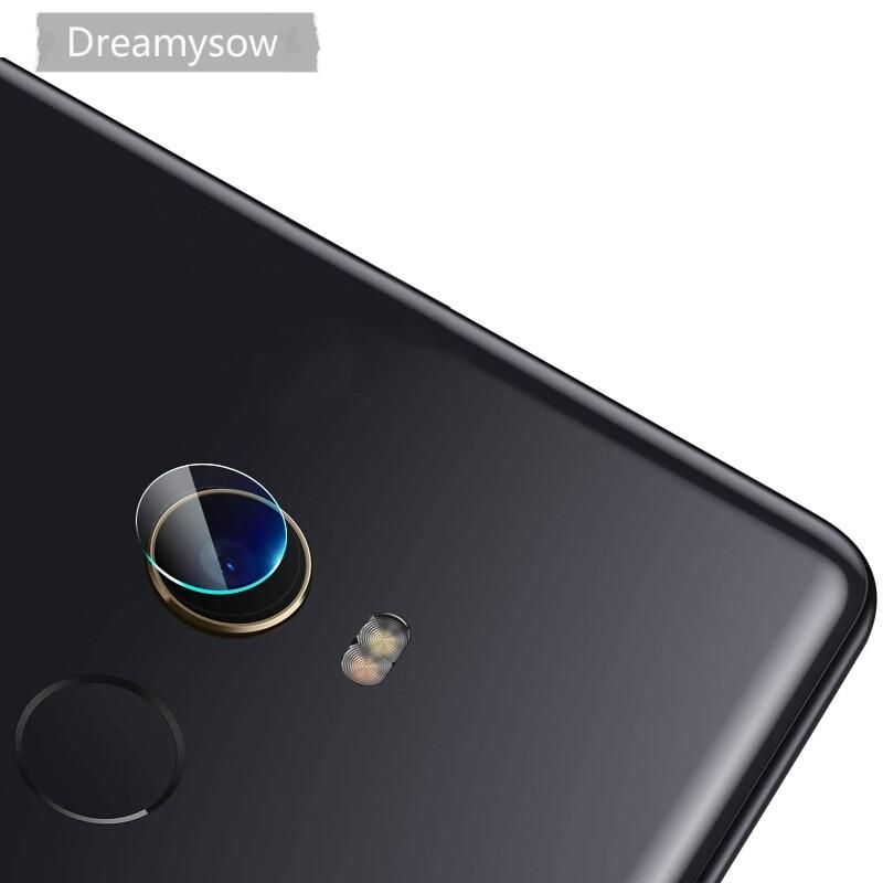 Dreamysow Tempered Glass Back Camera Lens For Xiaomi Redmi note 4 4X pro 5X mi6 MAX 5S plus mi5 MIX2Flim Screen Protector