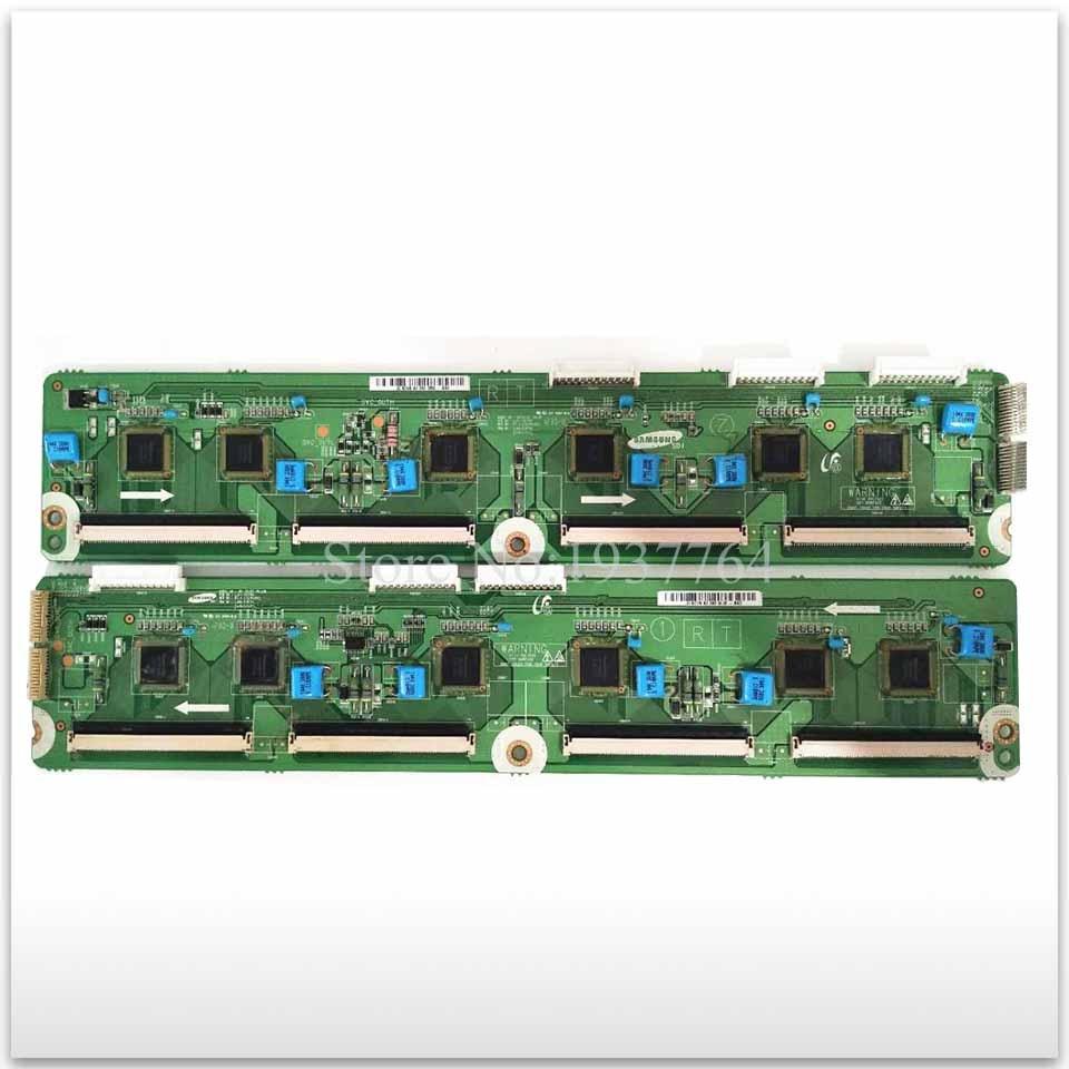 original plate PS60E530A6R LJ92-01877A LJ92-01876A Buffer Board used original plate ps50b550t2r lj41 06432a lj92 01647a buffer board