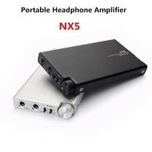 Big discount Amp TOPPING NX5 Mini Portable Earphone Headphone Amplifiers Amplifier HIFI Digital Stereo Audio amplificador de fone de ouvido
